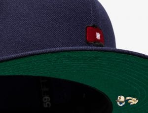 Undefeated Hat 59Fifty Fitted Cap by Undefeated x New Era Undervisor