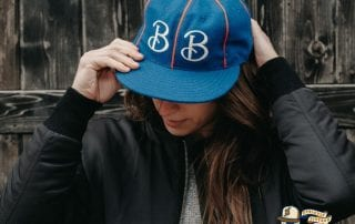 Women's History Month Fitted Ballcap Collection by Ebbets
