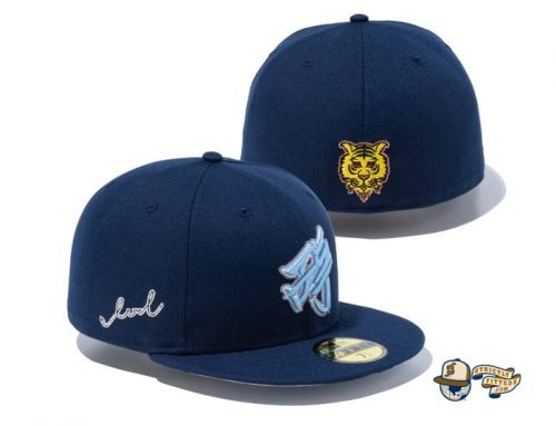 5lack 59Fifty Fitted Cap by 5lack x New Era