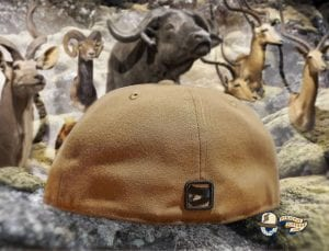 Bighorns Wheat Black 59Fifty Fitted Hat by Dionic x New Era Back
