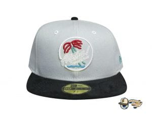Brigante Gray Black Multi 59Fifty Fitted Cap by Fitted Hawaii x New Era