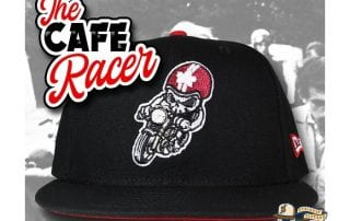 Cafe Racer 59Fifty Fitted Cap by Over Your Head x New Era
