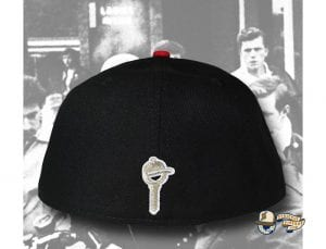 Cafe Racer 59Fifty Fitted Cap by Over Your Head x New Era Back