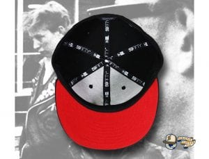 Cafe Racer 59Fifty Fitted Cap by Over Your Head x New Era Bottom