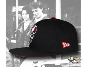 Cafe Racer 59Fifty Fitted Cap by Over Your Head x New Era Side