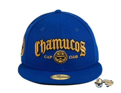 Cap Club Royal 59Fifty Fitted Hat by Chamucos Studio x New Era