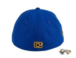 Cap Club Royal 59Fifty Fitted Hat by Chamucos Studio x New Era Back