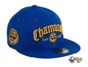 Cap Club Royal 59Fifty Fitted Hat by Chamucos Studio x New Era Right