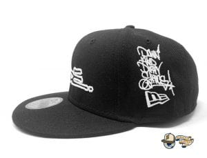 DADE OG Logo 59Fifty Fitted Cap by DADE x New Era Left