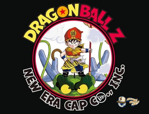 Dragon Ball Z 2021 59Fifty Fitted Cap Collection by Dragon Ball Z x New Era