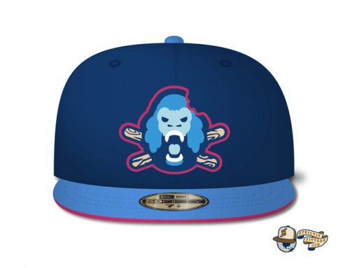Ice Cream Kong 59Fifty Fitted Cap by The Clink Room x New Era