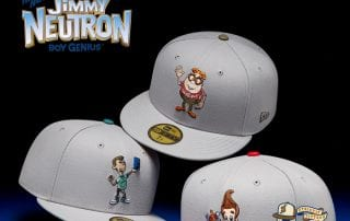 Jimmy Neutron 2021 59Fifty Fitted Cap Collection by Nickelodeon x New Era