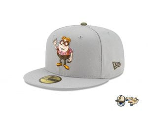 Jimmy Neutron 2021 59Fifty Fitted Cap Collection by Nickelodeon x New Era Carl