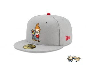 Jimmy Neutron 2021 59Fifty Fitted Cap Collection by Nickelodeon x New Era Group
