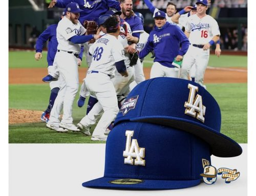Los Angeles Dodgers Gold 59Fifty Fitted Collection by MLB x New Era