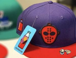 MILK Toronto April 13 21 Preorder 59Fifty Fitted Cap Collection by MILK Toronto x New Era