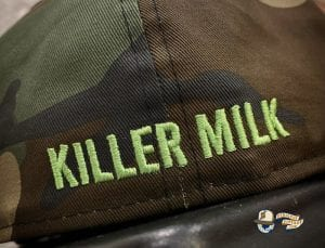 MILK Toronto April 13 21 Preorder 59Fifty Fitted Cap Collection by MILK Toronto x New Era Back