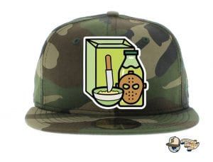 MILK Toronto April 13 21 Preorder 59Fifty Fitted Cap Collection by MILK Toronto x New Era Camo