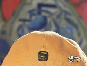 Minotaur Tan Black 59Fifty Fitted Hat by Dionic x New Era Back