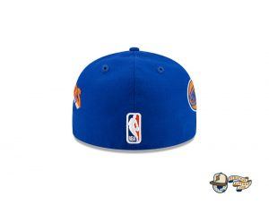 NBA Icon 59Fifty Fitted Cap Collection by NBA x New Era Back