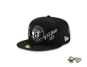 NBA Icon 59Fifty Fitted Cap Collection by NBA x New Era Left