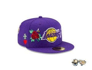 NBA Icon 59Fifty Fitted Cap Collection by NBA x New Era Right
