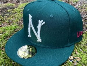 Northwest 59Fifty Fitted Hat by Hillside Goods x New Era