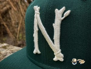 Northwest 59Fifty Fitted Hat by Hillside Goods x New Era Front