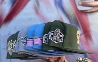 Pink Bottom Special 59Fifty Fitted Cap Collection by MLB x Exclusive Fitted x New Era
