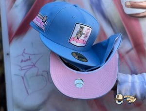 Pink Bottom Special 59Fifty Fitted Cap Collection by MLB x Exclusive Fitted x New Era Phillies