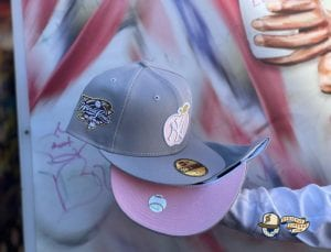 Pink Bottom Special 59Fifty Fitted Cap Collection by MLB x Exclusive Fitted x New Era Yankees