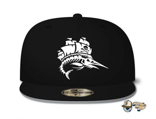 Sailfish 59Fifty Fitted Cap by The Clink Room x New Era