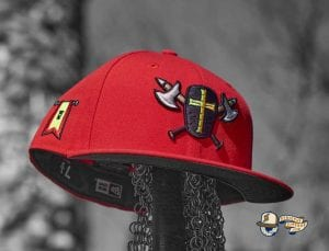 The Crusaders 59Fifty Fitted Hat by Dionic x New Era Front