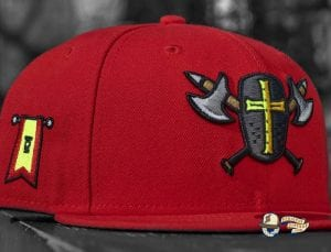 The Crusaders 59Fifty Fitted Hat by Dionic x New Era Zoom