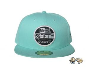 59Fifty Flagship Hawaii 59Fifty Fitted Cap by 808allday x New Era Front