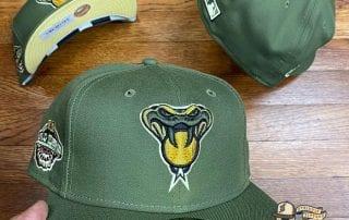 Arizona Diamondbacks 2001 World Series 59Fifty Fitted Cap by MLB x New Era