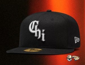 Chicago White Sox City Connect 59Fifty Fitted Cap by MLB x New Era