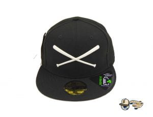 Crossed Bats Repreve 59Fifty Fitted Cap by JustFitteds x New Era