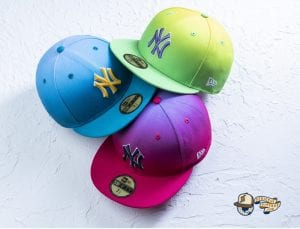 Gradient New York Yankees 59Fifty Fitted Cap by MLB x New Era