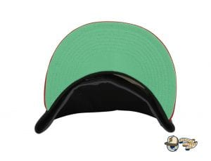 Hadleys Hope Stompers White Cardinal 59Fifty Fitted Hat by Dionic x New Era Undervisor