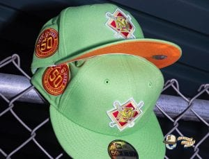 Hat Club Exclusive Candy MLB Micro 59Fifty Fitted Hat Collection by MLB x New Era Brewers