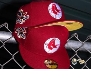 Hat Club Exclusive Candy MLB Micro 59Fifty Fitted Hat Collection by MLB x New Era RedSox