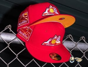Hat Club Exclusive Candy MLB Micro 59Fifty Fitted Hat Collection by MLB x New Era Rockies