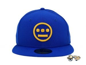 Hiero 59Fifty Fitted Cap by Hieroglyphics x New Era Blue