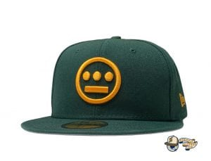 Hiero 59Fifty Fitted Cap by Hieroglyphics x New Era Green