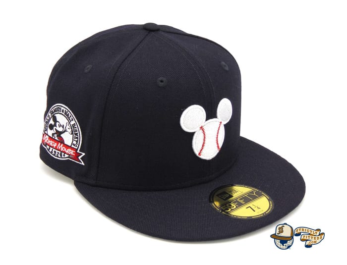 JustFitteds Exclusive Mickey Mouse 59Fifty Fitted Cap by Disney x New Era