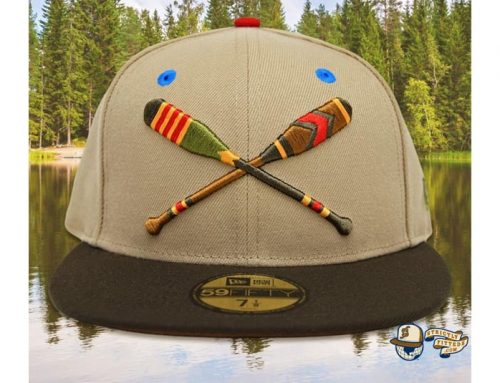 Lake Paddles 59Fifty Fitted Cap by Noble North x New Era