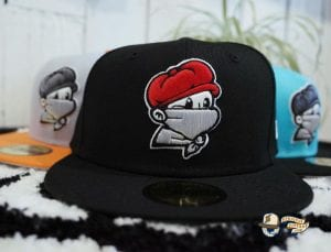 Masked Paperboy 59Fifty Fitted Cap by Headliners x New Era