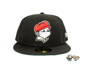 Masked Paperboy 59Fifty Fitted Cap by Headliners x New EraMasked Paperboy 59Fifty Fitted Cap by Headliners x New Era Black