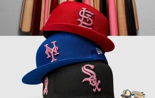 MLB Mother's Day 2021 59Fifty Fitted Cap Collection by MLB x New Era